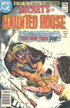 Cover for Secrets of Haunted House (DC, 1975 series) #22 [Pence Variant]