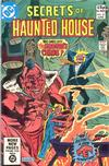 Cover for Secrets of Haunted House (DC, 1975 series) #37 [Pence Variant]