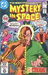 Cover Thumbnail for Mystery in Space (1980 series) #117 [British Price Variant]