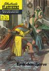 Cover for Illustrerte Klassikere [Classics Illustrated] (Illustrerte Klassikere / Williams Forlag, 1957 series) #221 - Erik den djerve