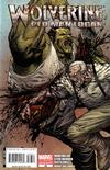 Cover Thumbnail for Wolverine (2003 series) #66 [2nd Print Variant]