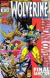 Cover for Wolverine (Marvel, 1988 series) #85 [Non-Enhanced Cover]