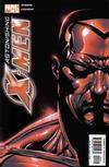 Cover for Astonishing X-Men (Marvel, 2004 series) #4 [John Cassaday (Colossus)]