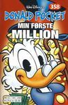 Cover for Donald Pocket (Hjemmet / Egmont, 1968 series) #358 - Min første million [1. opplag]