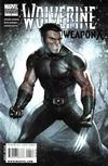 Cover for Wolverine Weapon X (Marvel, 2009 series) #4 [Granov Cover]