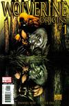 Cover for Wolverine: Origins (Marvel, 2006 series) #1 [Quesada Cover]
