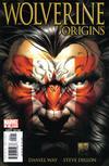 Cover for Wolverine: Origins (Marvel, 2006 series) #2 [Quesada Cover [Canadian Flag]]