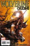 Cover for Wolverine: Origins (Marvel, 2006 series) #4 [Dell'Otto Cover]