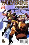 Cover for Wolverine: Origins (Marvel, 2006 series) #8 [Olivetti Cover]
