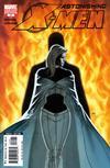 Cover for Astonishing X-Men (Marvel, 2004 series) #12 [2nd Print Variant]