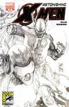 Cover Thumbnail for Astonishing X-Men (2004 series) #25 [San Diego Comicon Variant]