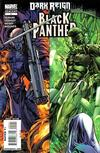 Cover for Black Panther (Marvel, 2009 series) #2 [Second Printing]