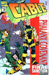 Cover for Cable (Marvel, 1993 series) #16 [Non-enhanced Cover]