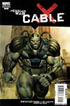Cover for Cable (Marvel, 2008 series) #15 [Olivetti Cover]