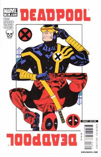 Cover Thumbnail for Deadpool (Marvel, 2008 series) #16 [Cyclops Cover]