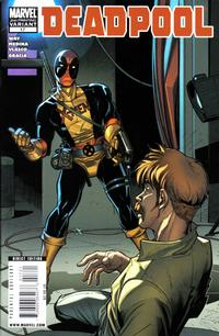 Cover Thumbnail for Deadpool (Marvel, 2008 series) #17 [2nd Print Variant]