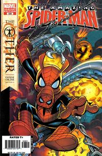 Cover Thumbnail for The Amazing Spider-Man (Marvel, 1999 series) #528 [Mike Wieringo Spider-Ham variant]