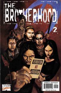 Cover Thumbnail for The Brotherhood (Marvel, 2001 series) #2 [J. G. Jones Cover]