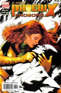 Cover Thumbnail for X-Men: Phoenix - Endsong (Marvel, 2005 series) #3 [Second Printing/Limited Edition]