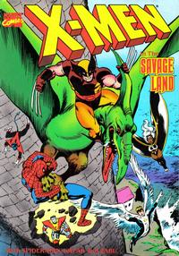 Cover Thumbnail for X-Men in the Savage Land (Marvel, 1989 series)