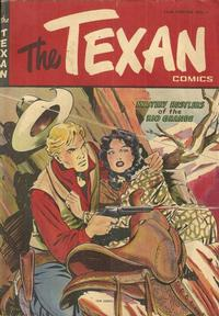 Cover Thumbnail for Texan (Publications Services Limited, 1949 series) #3