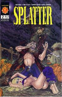 Cover Thumbnail for Splatter (Northstar, 1991 series) #2