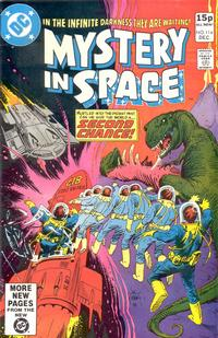 Cover Thumbnail for Mystery in Space (DC, 1951 series) #114 [British]