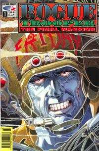 Cover Thumbnail for Rogue Trooper: The Final Warrior (Fleetway/Quality, 1992 series) #1