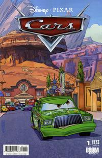 Cover Thumbnail for Cars (Boom! Studios, 2009 series) #1