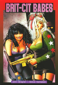 Cover Thumbnail for Brit-Cit Babes (Fleetway/Quality, 1993 series)