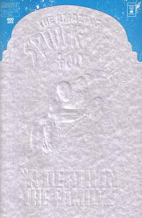 Cover Thumbnail for The Amazing Spider-Man (Marvel, 1963 series) #400 [Embossed Tombstone Cover]