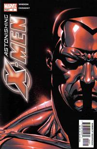 Cover Thumbnail for Astonishing X-Men (Marvel, 2004 series) #4 [John Cassaday (Colossus)]