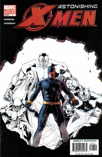 "Cover Thumbnail for Astonishing X-Men (Marvel, 2004 series) #7 [""Limited Edition"" 2nd Print]"
