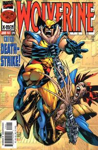 Cover Thumbnail for Wolverine (Marvel, 1988 series) #114 [Orange Background]