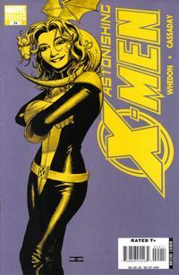 Cover Thumbnail for Astonishing X-Men (Marvel, 2004 series) #24 [Kitty Pryde Cover]