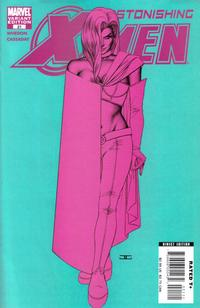 Cover Thumbnail for Astonishing X-Men (Marvel, 2004 series) #21 [Emma Frost Cover]