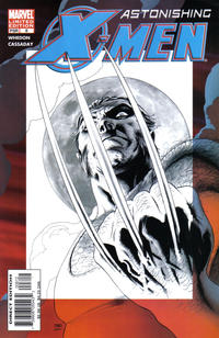 """Cover Thumbnail for Astonishing X-Men (Marvel, 2004 series) #8 [""""Limited Edition"""" 2nd Print]"""