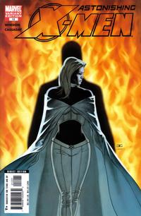 Cover Thumbnail for Astonishing X-Men (Marvel, 2004 series) #12 [2nd Print Variant]