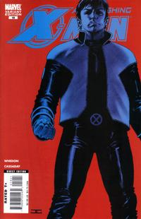 Cover Thumbnail for Astonishing X-Men (Marvel, 2004 series) #19 [Cyclops Cover]