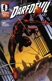 Cover Thumbnail for Daredevil (Marvel, 1998 series) #1 [Dynamic Forces Variant]