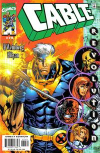 Cover Thumbnail for Cable (Marvel, 1993 series) #79 [Variant Cover]