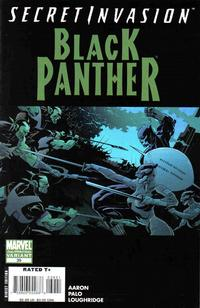 Cover Thumbnail for Black Panther (Marvel, 2005 series) #39 [Second Printing]