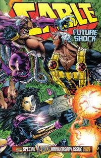 Cover Thumbnail for Cable (Marvel, 1993 series) #25 [Newsstand]