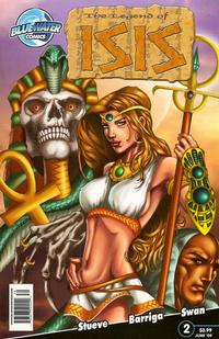 Cover Thumbnail for Legend of Isis (Bluewater / Storm / Stormfront / Tidalwave, 2009 series) #2