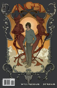 Cover Thumbnail for Angel (IDW, 2009 series) #30 [Cover A - Jenny Frison]