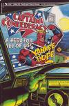Cover for Captain Confederacy (SteelDragon Press, 1986 series) #10