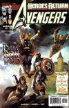 Cover for Avengers (Marvel, 1998 series) #2 [Variant Cover]