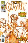 Cover Thumbnail for Gambit (1999 series) #1 [Queen Cover]