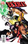 Cover Thumbnail for New Exiles (2008 series) #1 [Michael Golden Variant]