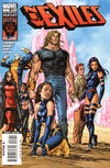 Cover Thumbnail for New Exiles (2008 series) #1 [Second Printing]